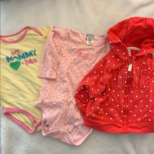 Carter's 9 month bundle
